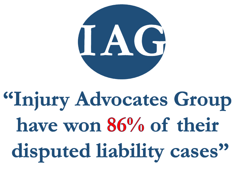 86% Won on Disputed Liability