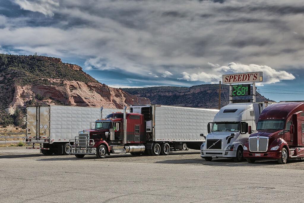 truck driver speeding accidents