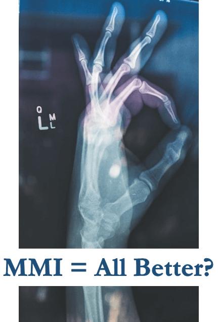 MMI & Permanen Injuries