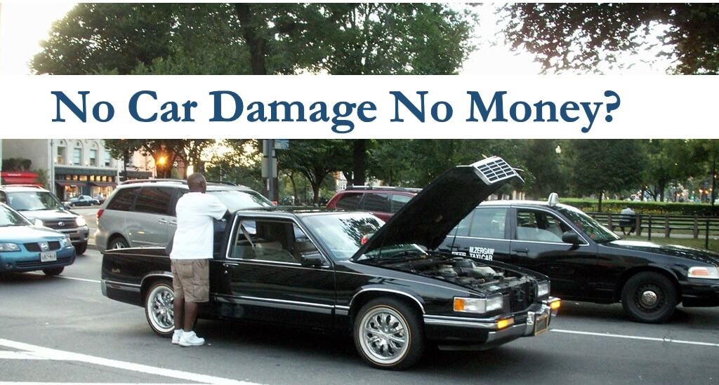 Minor Car Accident Attorney