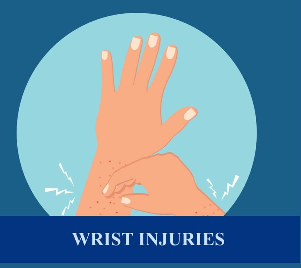 Broken Wrist Injuries